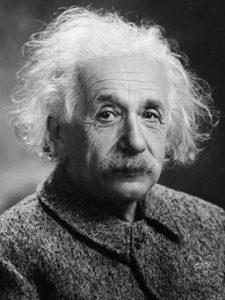 Lisää tietoa Albert Einsteinista.